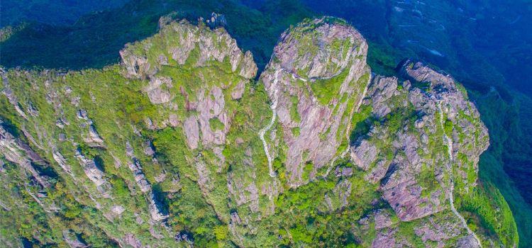 清遠金子山原生態旅遊風景區