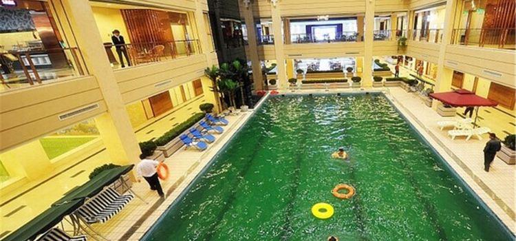 Taishan Tianchi Hot Spring Hotel3