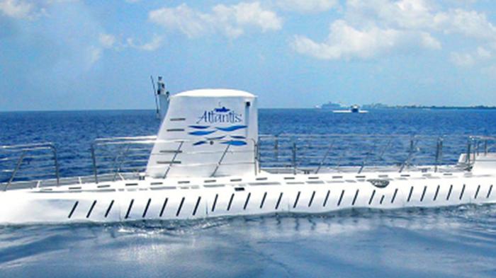 夏威夷亞特蘭蒂斯潛水艇之旅(中文語音講解/大島/歐胡島/茂宜島探秘海底世界)一日遊(親子特惠)