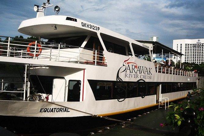 Sarawak Sunset River Cruise from Damai Peninsular
