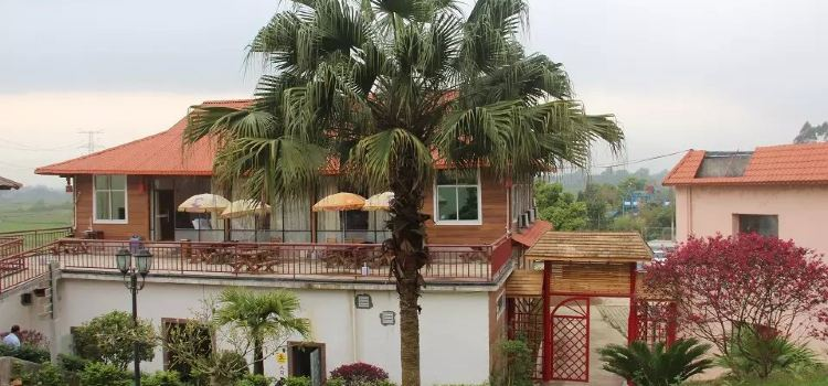 Xianjia Hot Spring2