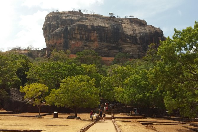 Sigiriya Dambulla Full-Day Tour From Colombo