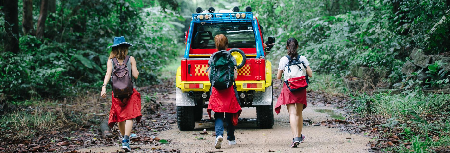 【蘇美島吉普車探險】納蒙瀑布、普拉伊拉加寺、泰式料理課