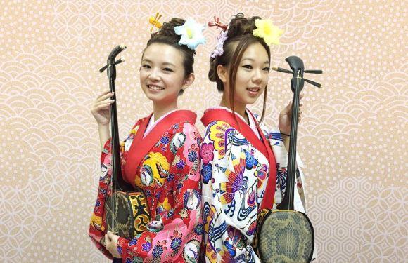 【沖繩琉裝體驗】琉裝スタジオ ちゅら 美人琉球民族服裝體驗
