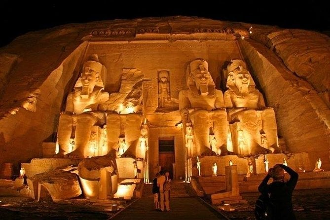 Private Day Tour to Abu Simbel Temples from Aswan