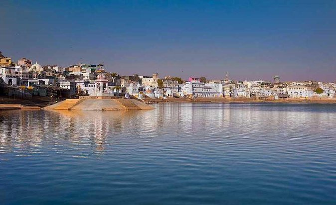 Private Excursion from Jaipur to Pushkar with Lunch
