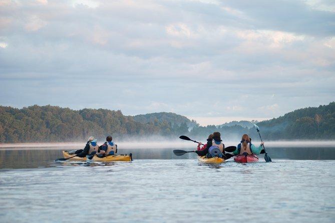 Half-Day Scenic Kayak Tour in Trakai from Vilnius