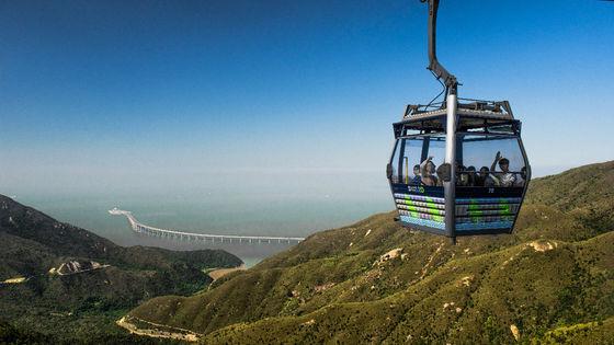香港昂坪360纜車單程/來回門票(港人優惠套票4折起丨可選 360 FILA Pass)