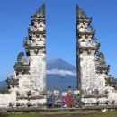 Superb Tour Magical Temple 'the Gate of Heaven', Tirta Gangga Royal Water Park