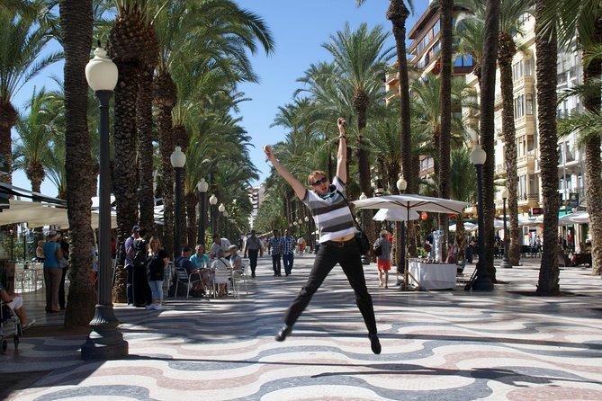 Alicante Half Day Private Tour with Transfers