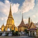 Royal Grand Palace and Bangkok Temples - Half Day Tour