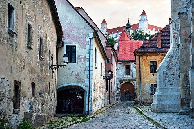 Bratislava City Highlights Walking Tour