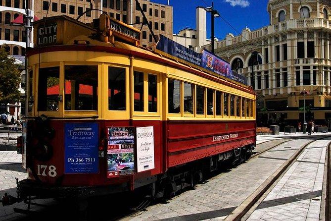 CHCH Highlights, Christchurch, Cashmere, Lyttelton and Sumner + Gondola or tram