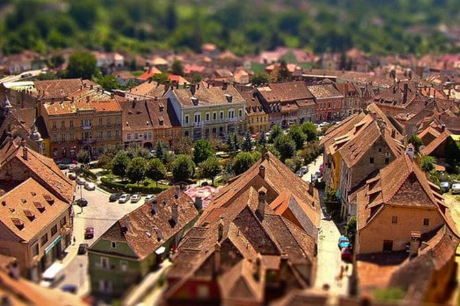 2-Hour Small-Group Walking Tour of Sighisoara