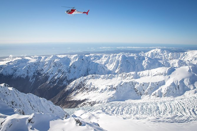 Mount Cook Spectacular Helicopter Flight from Franz Josef