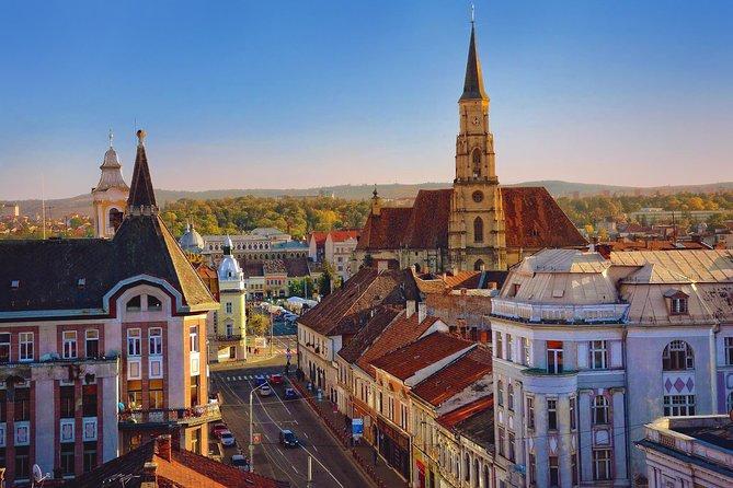 Private Cluj-Napoca Walking City Tour