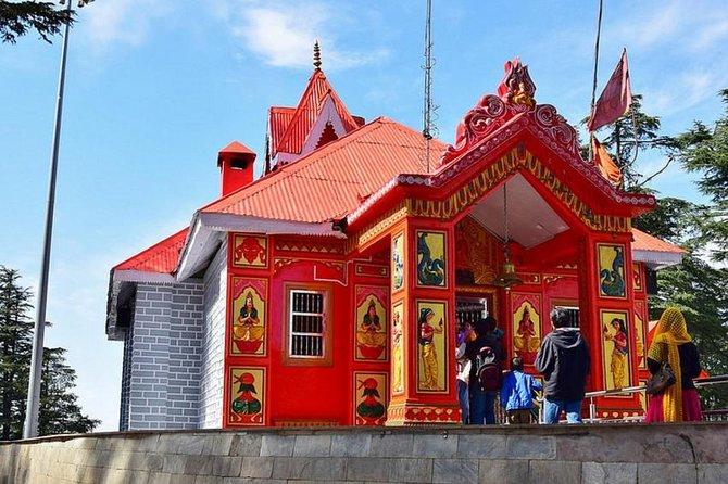 Private Half-Day Temple Tour in Shimla