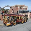 San Francisco Cable Car City Trolley Tour From Fishermans Wharf