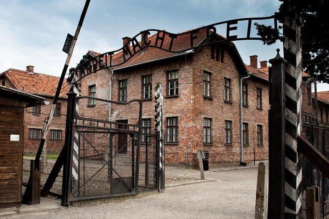 Auschwitz-Birkenau Day Trip with Admission Ticket and Transportation