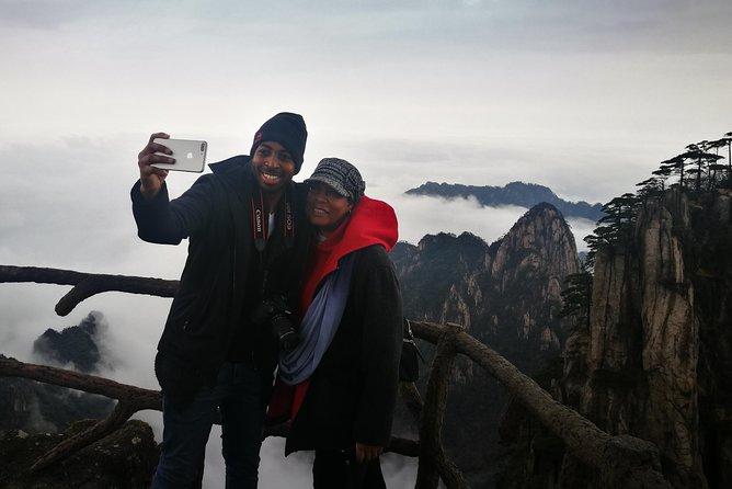 Mt. Huangshan(Yellow Mountain) One Day Group Tour- No Shopping