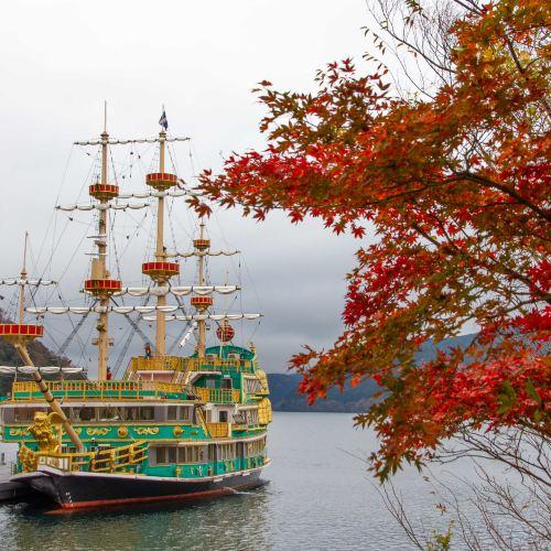 【東京巴士一日遊】箱根海盜船、小田原城、箱根神社、大涌谷、蘆之湖(保證有位)