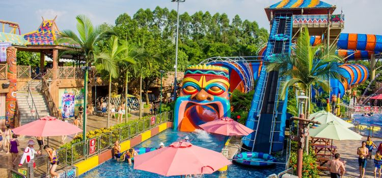 Chimelong Water Park2