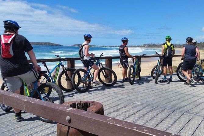 Sawtell to Coffs Harbour Bike Ride