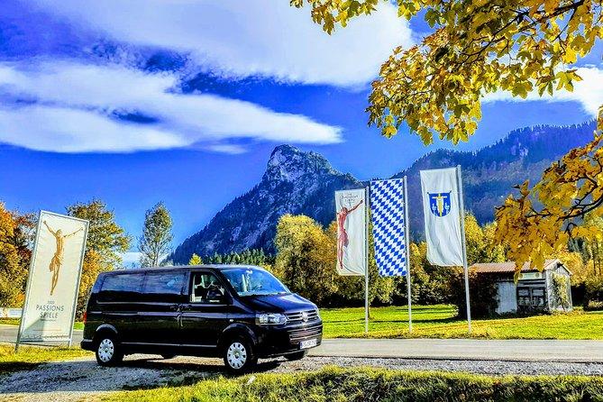 EXCLUSiVE SiGHTSEEiNG Tours from GARMISCH-PARTENKIRCHEN & Oberammergau