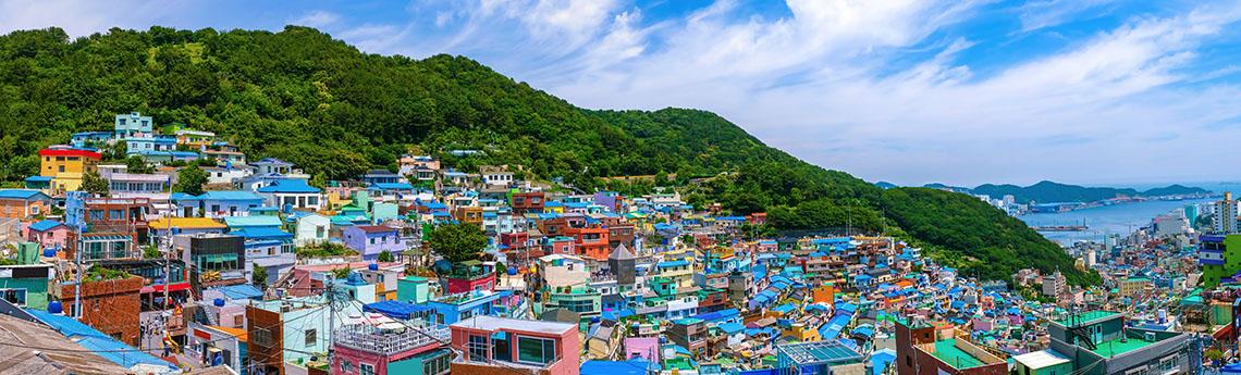 【일일투어】부산 해동용궁사·감천문화마을·태종대 투어
