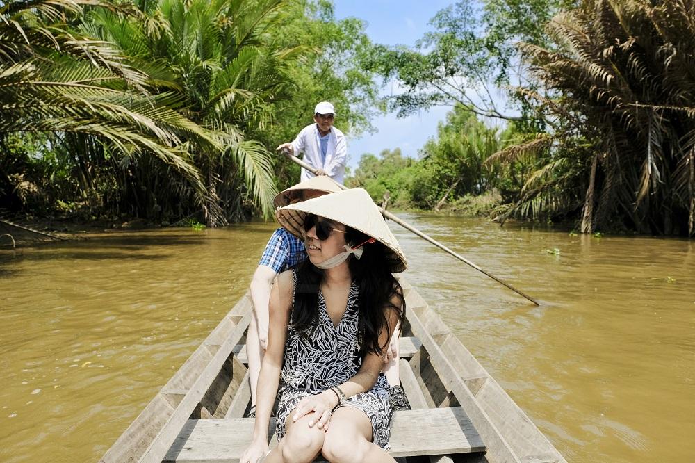 Mekong – My Tho by Speedboat