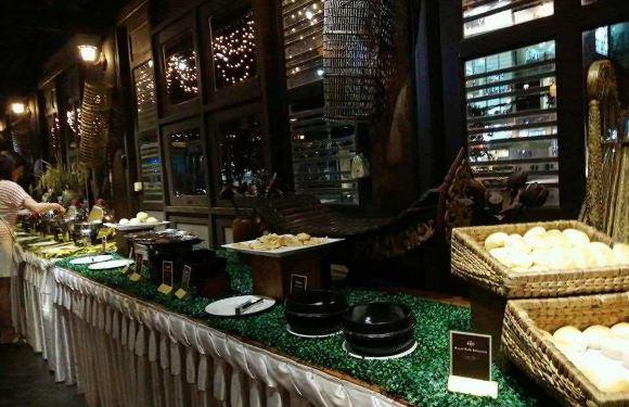 暹粒 Koulen II Restaurant 自助晚餐(含仙女舞表演)