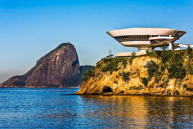 Museums of Modern and Contemporary Art in Rio and Niteroi