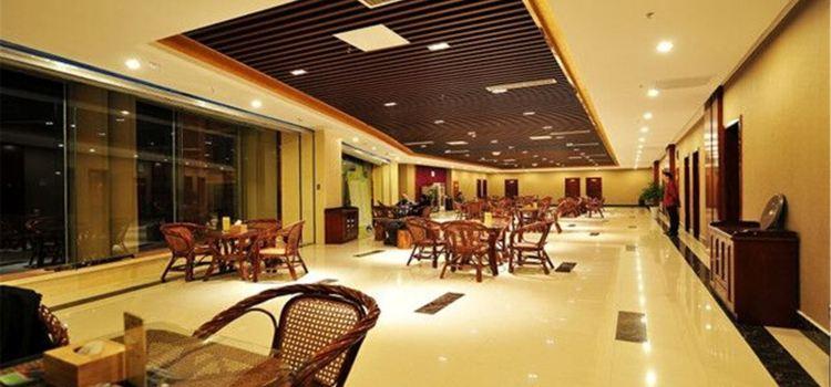 Taishan Tianchi Hot Spring Hotel1