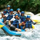 Caving at Gua Tempurung and Thrilling White Water River Rafting in Gopeng Perak