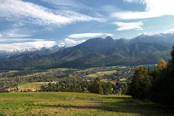 Zakopane and Tatra Mountains from Krakow, private tour