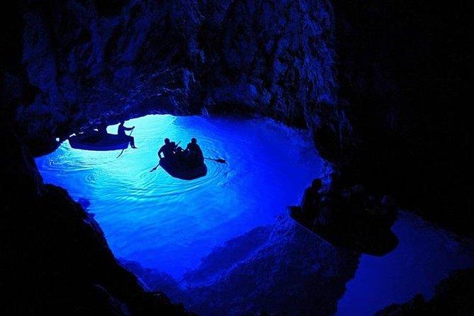 Blue Cave,Monk Cave,Komiza,Stiniva bay,Blue Lagoon,Pakleni& Hvar with Snorkeling