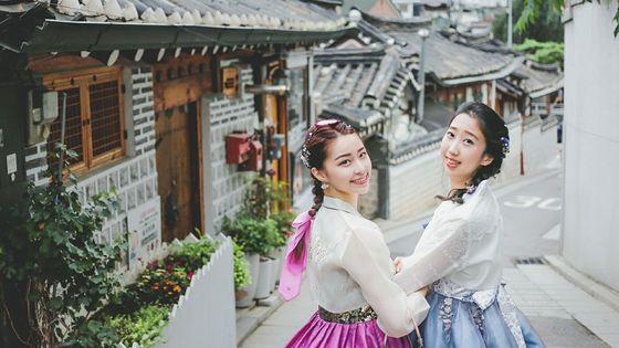 【早鳥限時優惠10%OFF】首爾韓服體驗|韓國首爾古宮韓服體驗