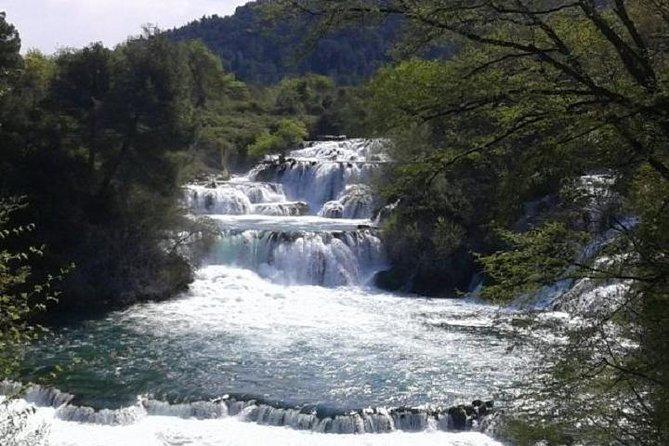 Private Tour to Krka NP with Skradinski Buk Waterfall from Sibenik