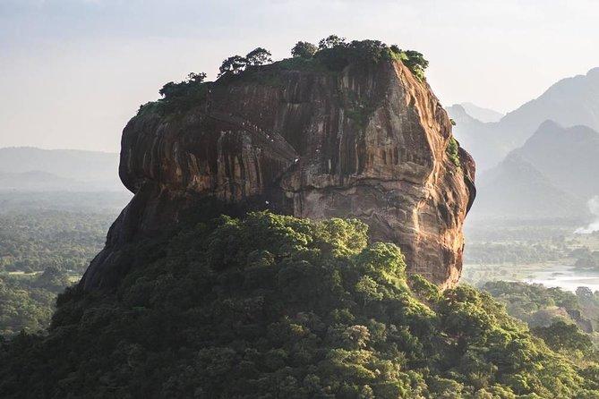 Full-Day Private Sigiriya and Dambulla from Kandy