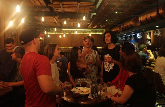 【釜山夜未眠】釜山 Pub Crawl 酒吧夜生活體驗
