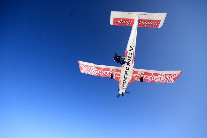 Skydive Taupo - 15,000ft Tandem Jump