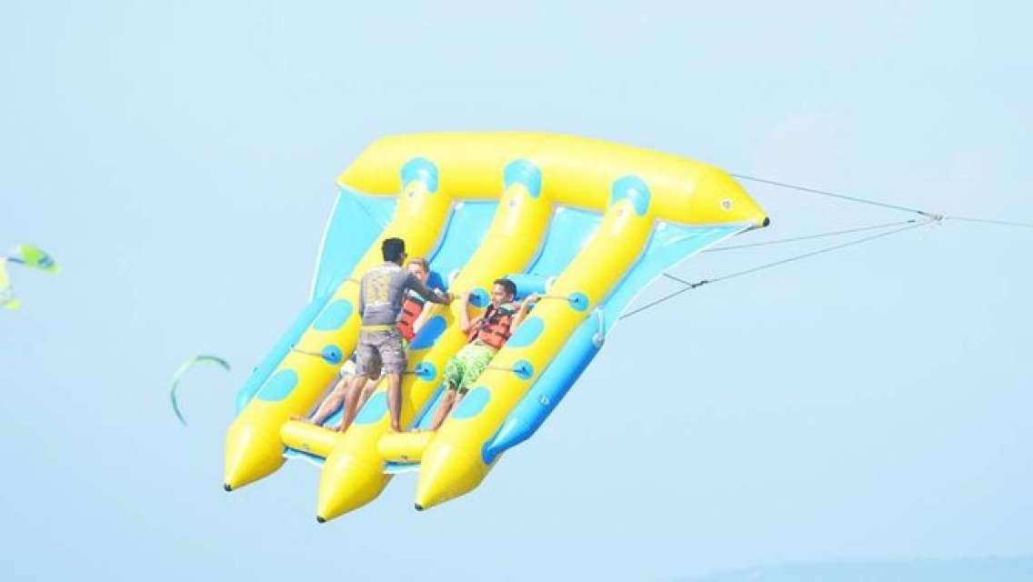 Watersport Packages : Fly Fish, Parasailing & Jet Ski