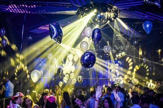 La Santa Nightclub with Open Bar in Puerto Vallarta