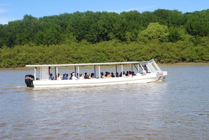 Palo Verde National Park Boat Tour with Lunch
