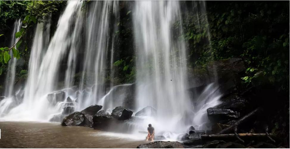 柬埔寨荔枝山瀑布一日遊(暹粒出發)
