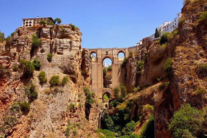 Ronda Day Trip from Seville: Wine Tasting, Bullfighting Ring and Optional Pueblos Blancos Tour