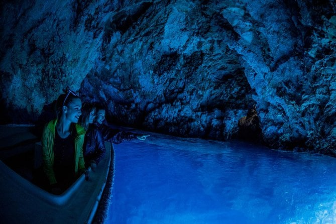 Blue Cave and Six Island Tour from Split