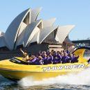 30-Minute Sydney Harbour Jet Boat Ride: Thunder Twist