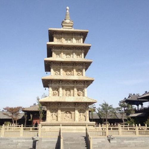 One Day Private Tour to Hanging Temple and Yungang Grottoes from Taiyuan