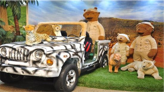 Teddy Bear Safari